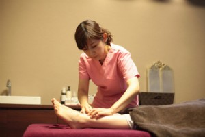 美容鍼もできる女性鍼灸師が在籍